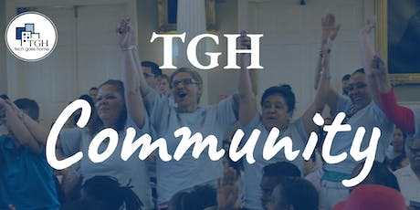 TGH Community Train the Trainer - September 27, 2019 - 9:30AM - 12:30PM tickets