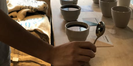 East One Coffee Roasters Cupping tickets