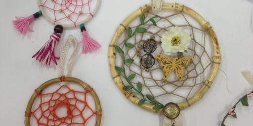 Dream Catchers for 7-12 year olds
