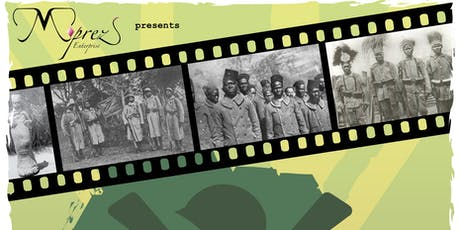 On The Sideline- The East and West African Campaign WW1 Archives/Interpretation Workshop tickets