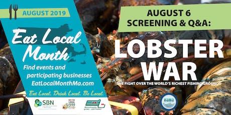 Lobster Wars Screening + Q&A tickets