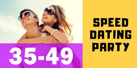Speed Dating & Singles Party | ages 35-49 | Hobart tickets