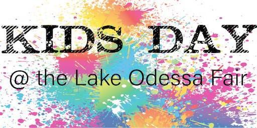 Kids Day @ the Lake Odessa Fair