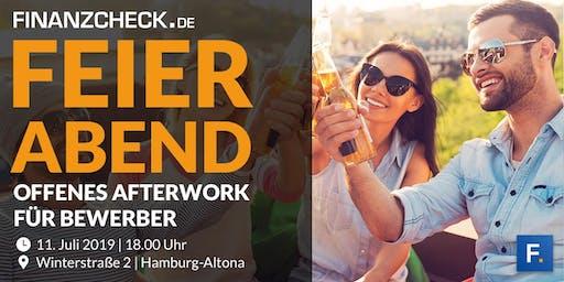 Afterwork@FINANZCHECK.de