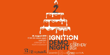 Ignition Demo Night#6 & Birthday Bash#2 Tickets