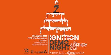 Ignition Demo Night#6 & Birthday Bash#2 tickets