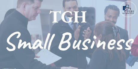 TGH Small Business Train the Trainer - September 30, 2019 - 9:30AM - 12:30PM tickets