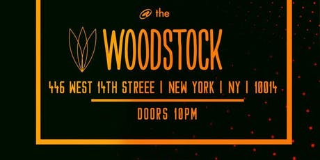 Saturdays at The Woodstock NYC 6/29 tickets