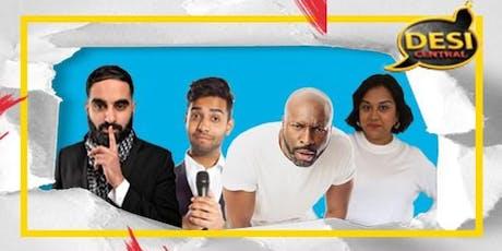 Desi Central Comedy Show : Birmingham tickets