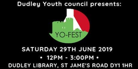 Yo-Fest tickets