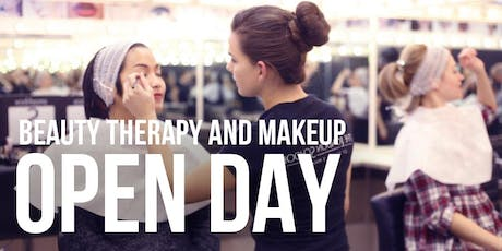 LONDON SCHOOL OF BEAUTY AND MAKEUP - OPEN DAY tickets