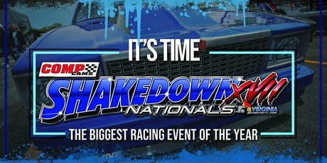 COMP Cams Shakedown Nationals XVII tickets