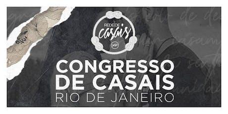CONGRESSO DE CASAIS //  RIO DE JANEIRO ingressos