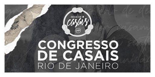CONGRESSO DE CASAIS //  RIO DE JANEIRO