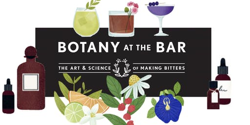 Botany at the Bar Book Launch Party