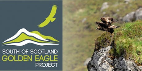 South of Scotland Golden Eagle Project update and discussion - West tickets