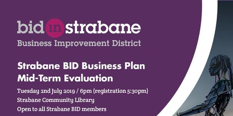 Strabane BID Mid-Term Review tickets