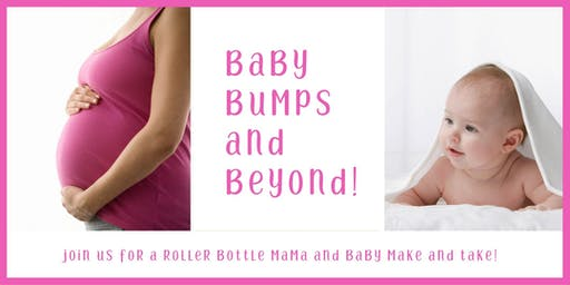 Baby Bumps and Beyond with Essential Oils
