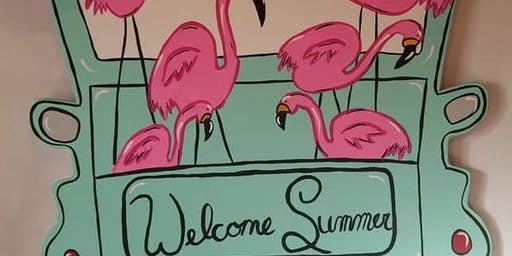 Flamingo Truck