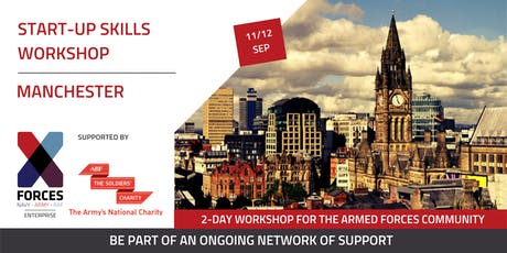 Start-Up Skills Workshop: Manchester tickets