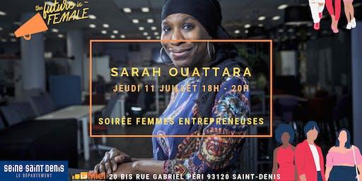 ENTREPRENEURIAT AU FÉMININ - Rencontre entre femmes entrepreneuses.