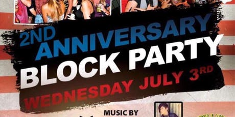 Tatts & Tacos 2nd Anniversary Block Party tickets
