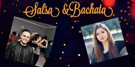 Salsa and Bachata Wednesday 6 weeks Series