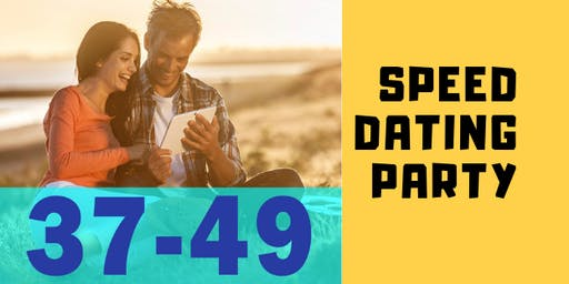 Speed Dating & Singles Party | ages 37-49 | Melbourne