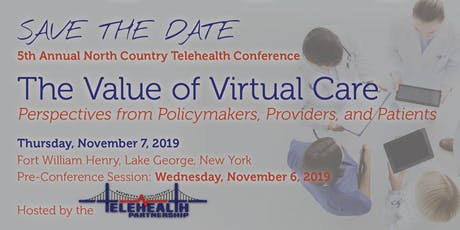 5th Annual North Country Telehealth Conference tickets