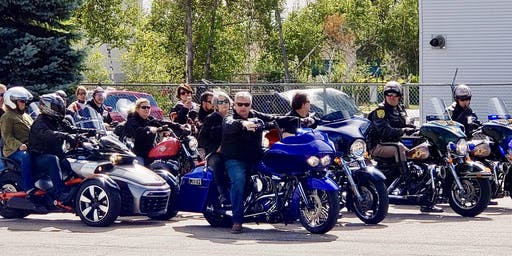 Bikers Against Bullies USA 'Ride for the Kids'