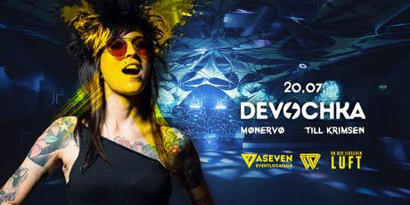 Devochka / Berlin - 4 Stunden Set  Tickets