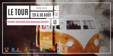 LE TOUR: Tournée inspirante pour Managers inspirés tickets