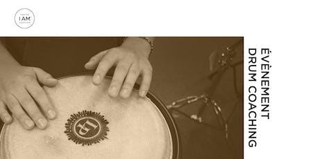 Drum Coaching billets