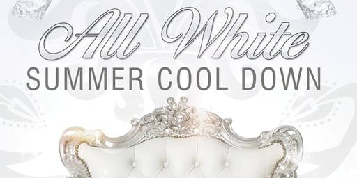 All White Summer Cool Down