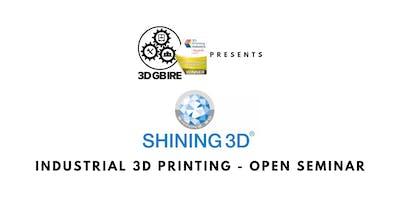 3DGBIRE Presents Shining3D : \