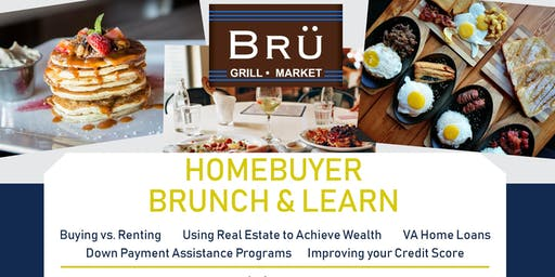 Homebuyer Brunch Workshop July 27
