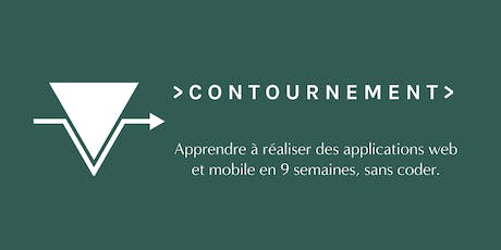 "Workshop >Contournement> #2 : ""Initiations aux outils No Code"" billets"