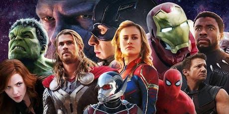 Marvel Trivia Night at The Vineyard at Hershey  tickets