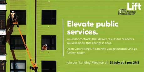 OC Lift English Webinar: The Landing tickets