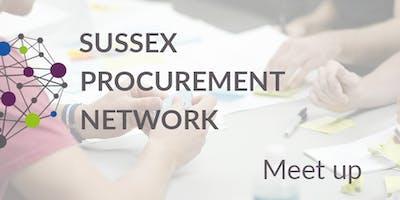 Sussex Procurement Network Meet-Up