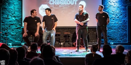 Shoe Cake Comedy Presents ... The Discount Comedy Checkout & Peter Brush tickets