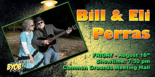 Bill and Eli Perras Return