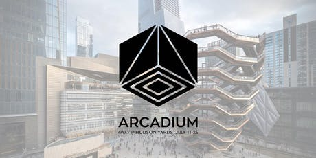 ARCADIUM  tickets