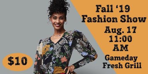 Fall '19 Fashion Show