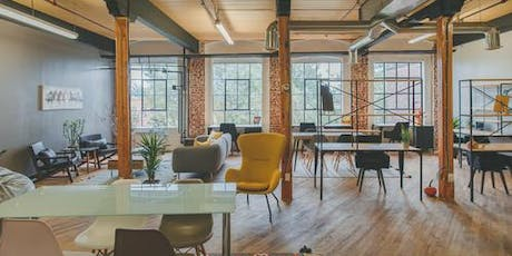 Mondays/Fridays FREE Coworking  tickets
