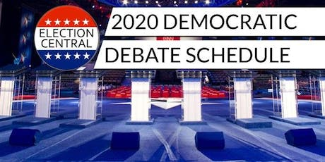 Livestream Watch Party of 2020 Democratic Debate 1 tickets
