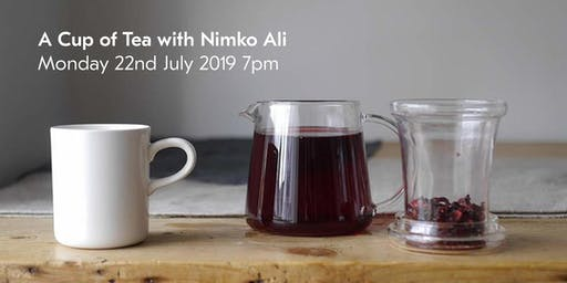 A Cup of Tea with Nimko Ali £15