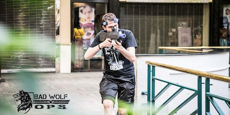 Tulsa Promenade Mall Laser Tag Event tickets