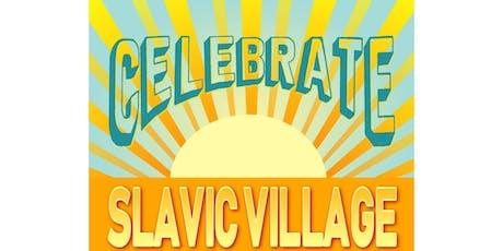 Celebrate Slavic Village 2019 tickets