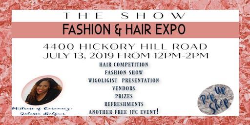 THE SHOW: FASHION & HAIR EXPO